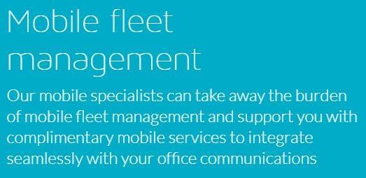 Mobile Services